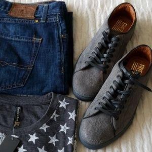 💥NWOB FRYE Walker Low Lace Shoe
